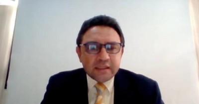 La Nación / Ortiz intentó defender su cuestionada gestión durante su interpelación