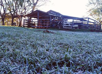 Bajas temperaturas marcan inicio de la jornada en todo el país