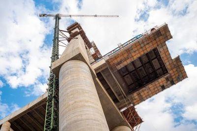 Construcción del SEGUNDO PUENTE alcanza el 64% de ejecución