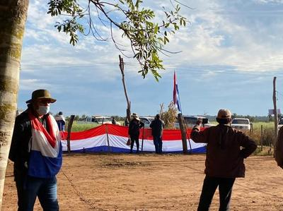 Chino estaría usurpando ilegalmente al menos 3.000 hectáreas de tierra en Tavapy