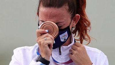 San Marino ganó la primera medalla de su historia y se convirtió en el país con menor población del mundo en subirse al podio de los Juegos Olímpicos