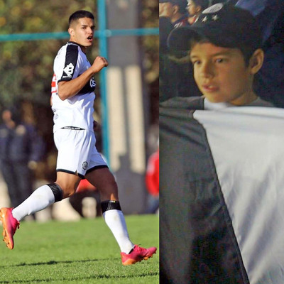 Es noticia internacional: El portal de noticias INFOBAE da amplio destaque a jugador de futbol paraguayo