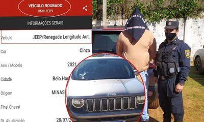 Vehículo hurtado en Foz en marzo pasado ya contaba con documentación del Paraguay – Diario TNPRESS