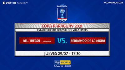 Debuta otro representante de la UFI en la Copa Paraguay