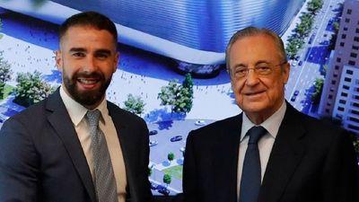 Dani Carvajal amplia hasta 2025 su vínculo con Real Madrid