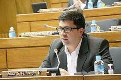 Diputado Villarejo asegura que no existe compatibilidad entre el PQ y la ANR