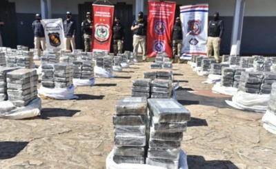 Supuesto dueño de las 3,4 toneladas de cocaína fue detenido
