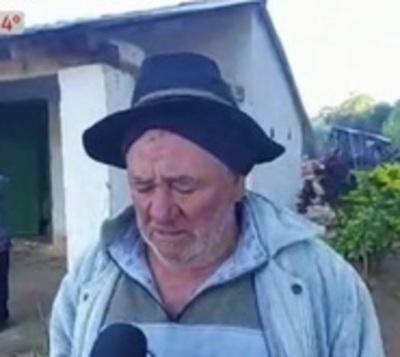 Asaltan violentamente a humilde pareja de ancianos en Carapeguá