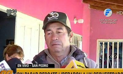Secuestradores de Juan Olmedo no serían delincuentes comunes, según la familia