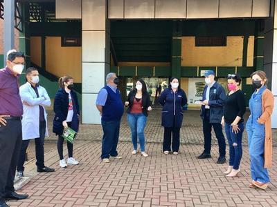 Postergan inicio del anhelado autovac en Pdte. Franco por falta de vacunas