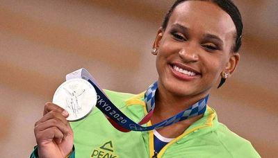 Rebeca Andrade, una medalla a la superación