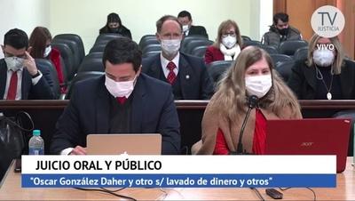 EE.UU. mete fuerte presión política para condenar a González Daher