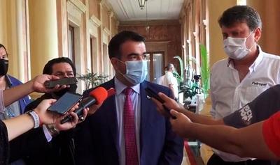 Ministro de Hacienda pidió a Diputados que trate Ley de Consolidación para seguir con reactivación económica
