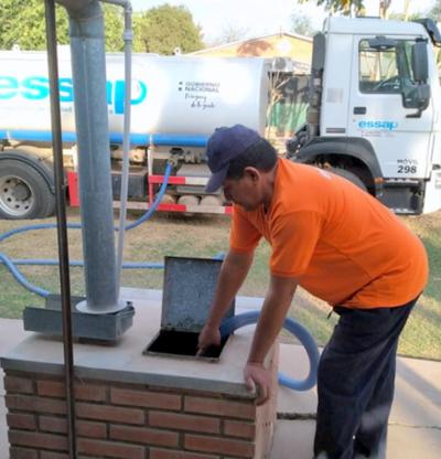 Essap implementa venta de agua segura y clorada en cuatro localidades del Chaco Central