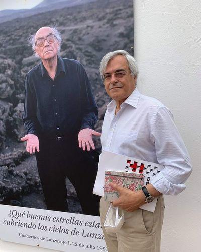 Lanzarote, la isla que transformó la escritura de Saramago