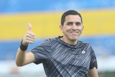 Juan López arbitrará River Plate