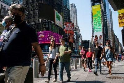 La recuperación económica de EE.UU se consolida: en el último trimestre creció un 6,5%