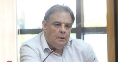 La Nación / Richer pide al Gobierno definir postura sobre si negocia o no la revisión del Anexo C
