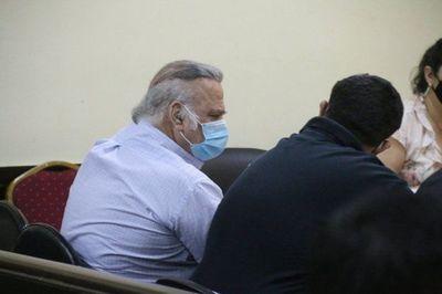 Fiscalía pide 10 años de cárcel para Óscar González Daher y su hijo