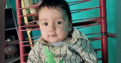 La Nación / Bebé con AME necesita ayuda para acceder a costoso medicamento