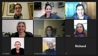 Se realizó el 2do. encuentro virtual para capacitar sobre programa acogimiento familiar