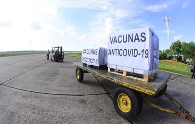 Covax entregaría cuarto lote de vacunas la próxima semana