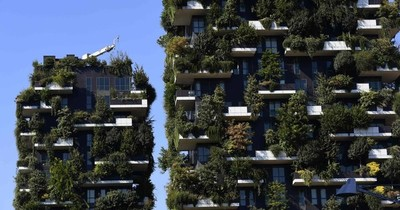 La Nación / Una vuelta al mundo en imágenes de ciudades cada vez más verdes