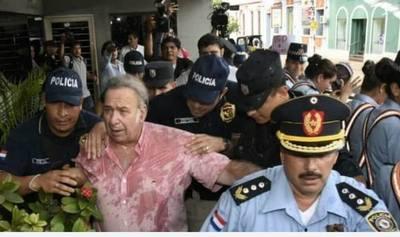Fiscalía pide 10 años de cárcel para Oscar González Daher e hijo