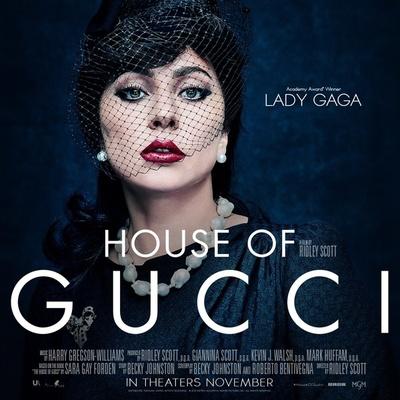 """Lady Gaga lanza imagen oficial de su personaje en """"House Of Gucci"""""""