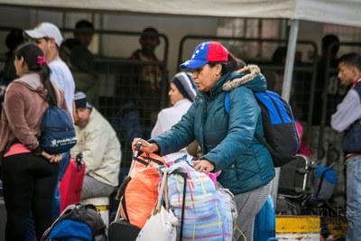 Informe de la OEA: Migración venezolana podría superar la de Siria en 2022