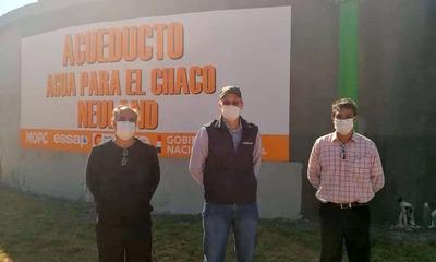 Unas 87 comunidades indígenas son asistidas con agua en el Chaco