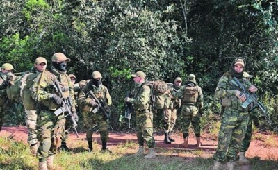 Reportan ataque a militares del FTC en el Norte del país