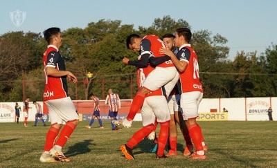 El juvenil de Cerro Porteño cumple y elimina a Benjamín Aceval