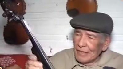 Don Isabelino, el luthier itapuense que fabrica y embellece violines