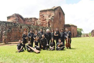 Sonidos de Paraqvaria celebrará a San Ignacio con música