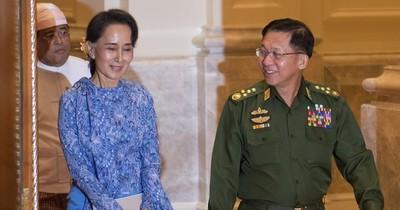 La Nación / Birmania: junta militar anula elecciones que ganó Suu Kyi