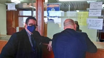 Ex contralor García enfrentará juicio oral por caso Ivesur
