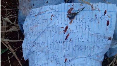 "Pedro Juan: ""Se equivocaron"", aseguró la mamá del chico asesinado"