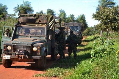 Confirman tres militares muertos en ataque con explosivo en San Pedro