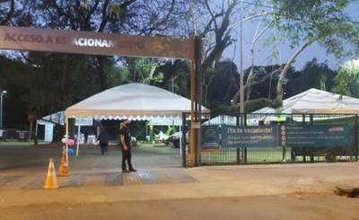 Apenas 1.893 personas se aplicaron la segunda dosis en Alto Paraná