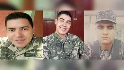 Atentado en el norte: Militares asesinados eran jóvenes