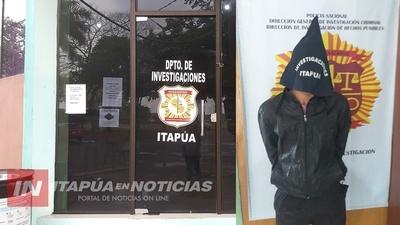 """CON LA DETENCIÓN DE """"PETARDO"""" BUSCAN TRANQUILIDAD EN SAN PEDRO Y KA´AGUY RORY."""
