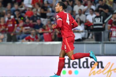 ¡El gran Virgil van Dijk regresa al fútbol!
