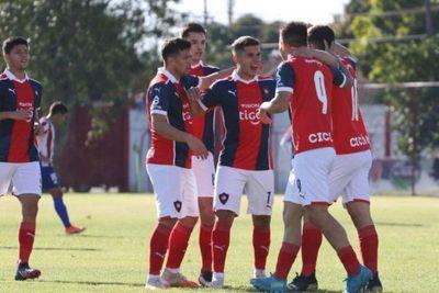 Cerro Porteño cumple y avanza en la Copa Paraguay