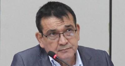 La Nación / Diputado Harms acusa a Santa Cruz de caradura y protector del EPP