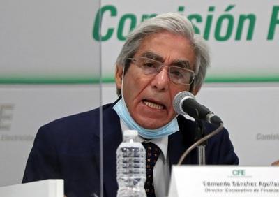 Eléctrica mexicana pagó 3.271 millones de dólares de gas por apagón masivo