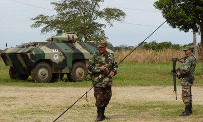 Autopsia a militares: los tres murieron en el lugar a causa de la explosión