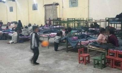 Ante bajas temperaturas el Ministerio de la Niñez rescató a niños y adolescentes en situación de calle