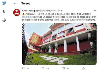 """TSJE no puede intervenir ante """"afiliación masiva"""" de ANR"""
