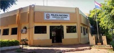 Recuperan motocicleta robada en Caaguazú – Prensa 5